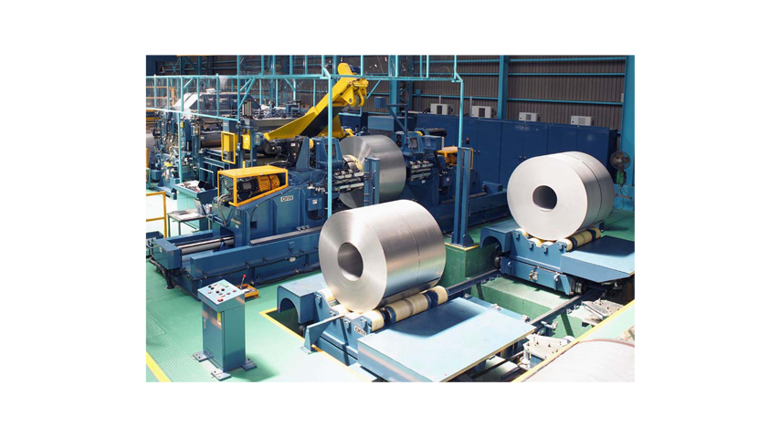 Large Scale Coil Handling Systems photo